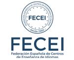 logo federeción de escuelas de idiomas FECEI