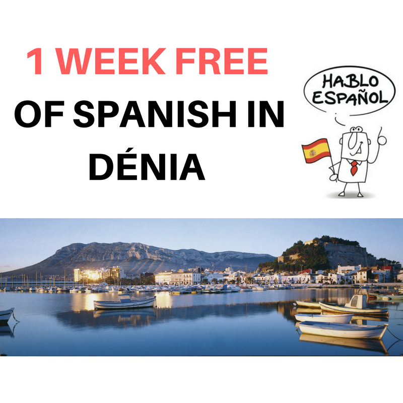 Spanish-courses-Denia-discount