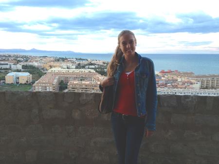 Lisa curso de espanol Denia