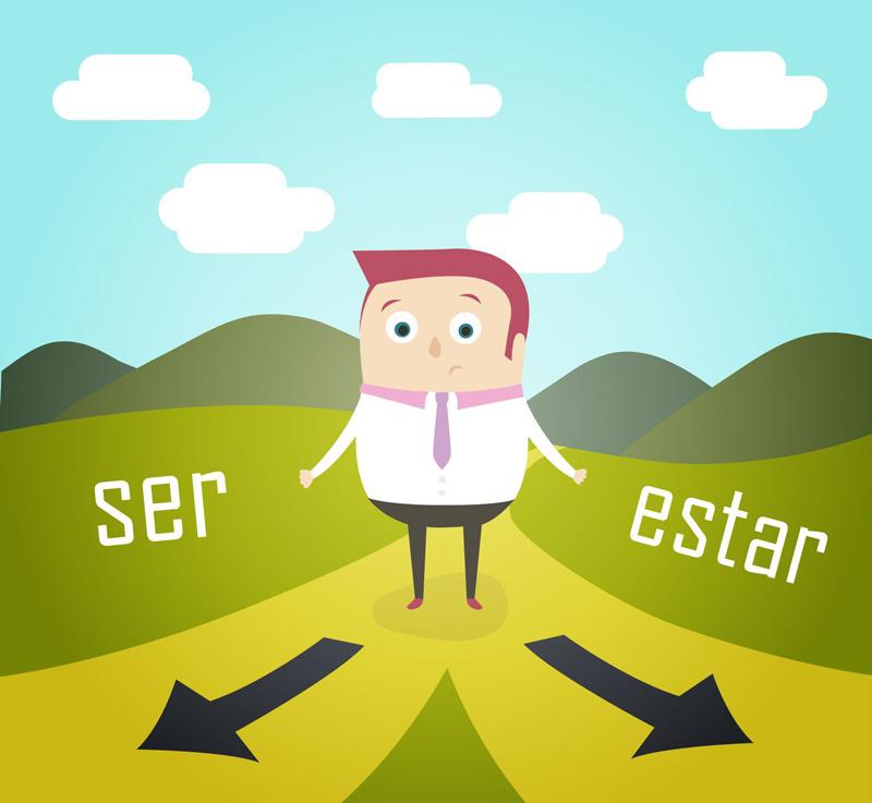 Cómo usar ser y estar en español