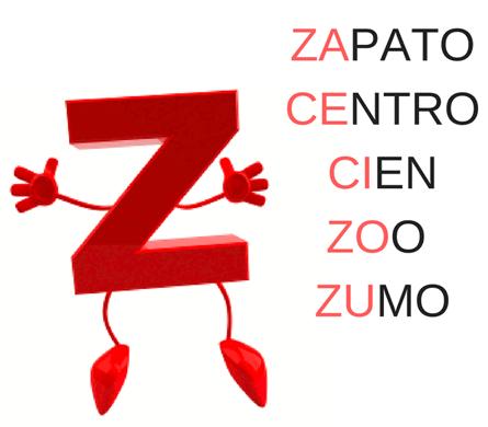 pronunciacion-espanol-z