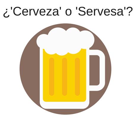 Pronunciacion-cerveza-servesa