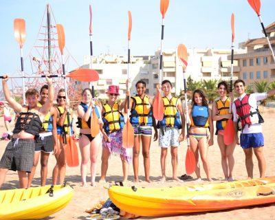 Español para juniors 'Day-Camp' (14-17 años)