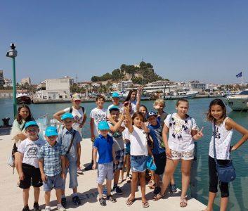 Español para niños (Opción A) (5-10 años)