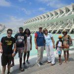 Estudiantes de español en Valencia