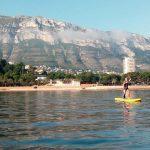 Mar y montaña en Denia