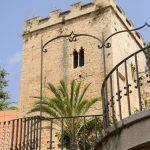 Torre del castillo de Denia