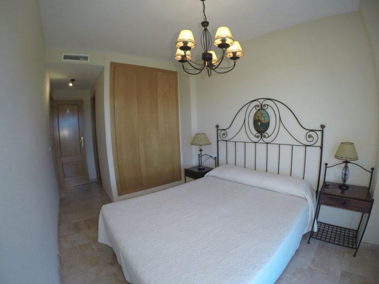 habitacion para estudiantes de español en el apartamento