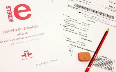 Curso de preparación examen nacionalidad – DELE A2