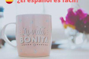 taza de café con frase en español