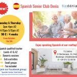 Español para seniors en Denia