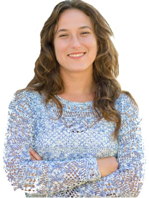 Profesora de español Lucía