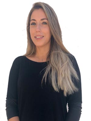 Profesora de español Sonia