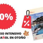 Descuento curso intensivo de español en España en otoño 2021